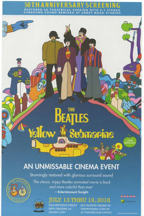 yellow submarine restored wtix fm